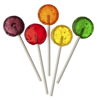 Lollipops - Flat