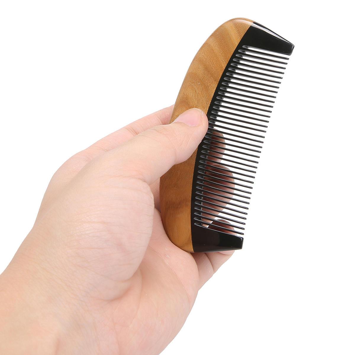 Comb - Sandalwood andOx Horn