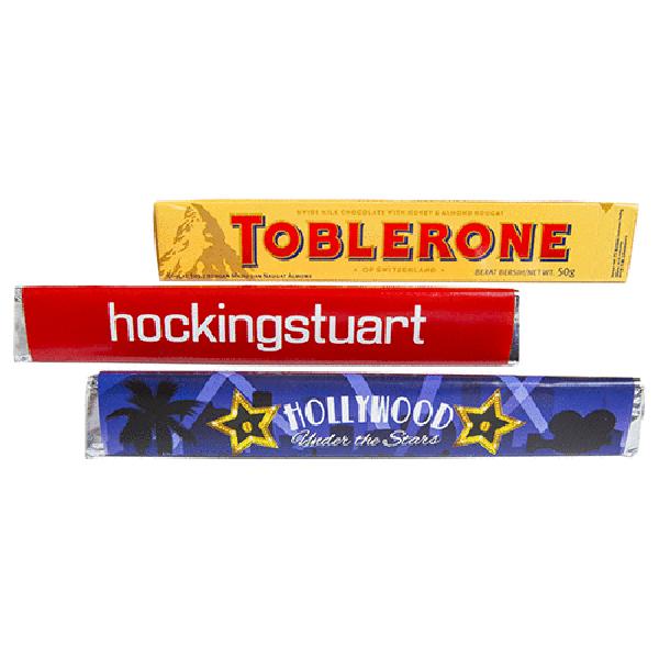 Choc - Personalised Toblerone