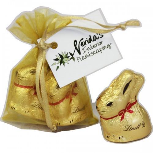 Choc - Lindt Bunny in Bag