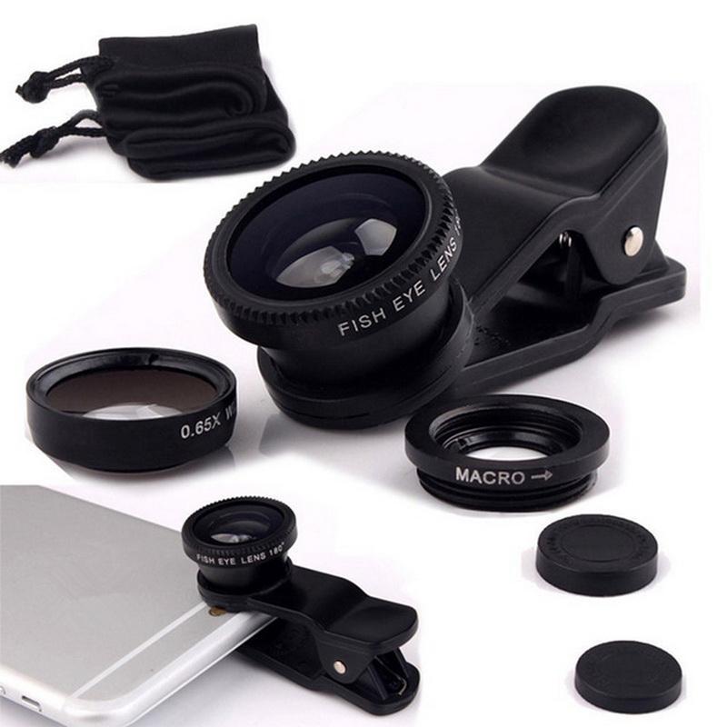 Fish Eye Lens Set