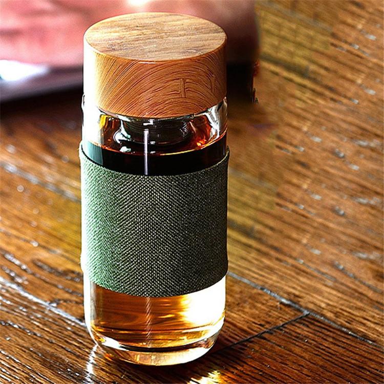 Infuser - Single Walled Bottle