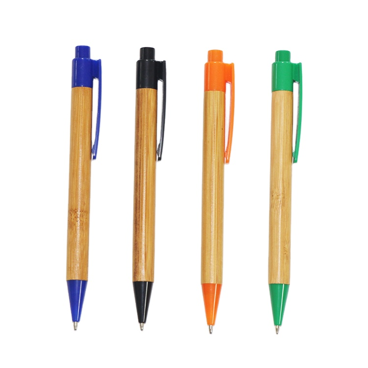 Pen - Bamboo Ballpoint