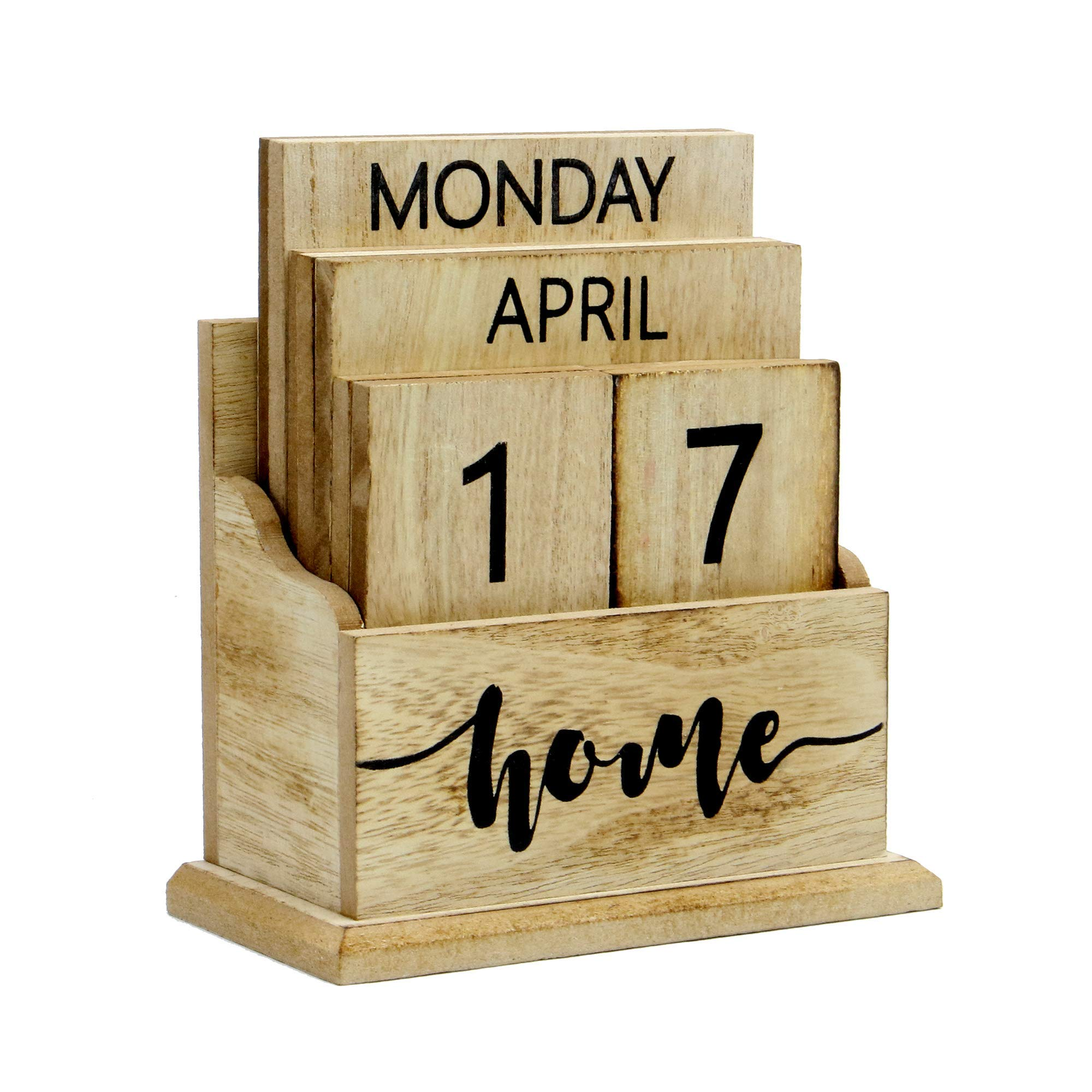 Calendar - Perpetual (Wooden)