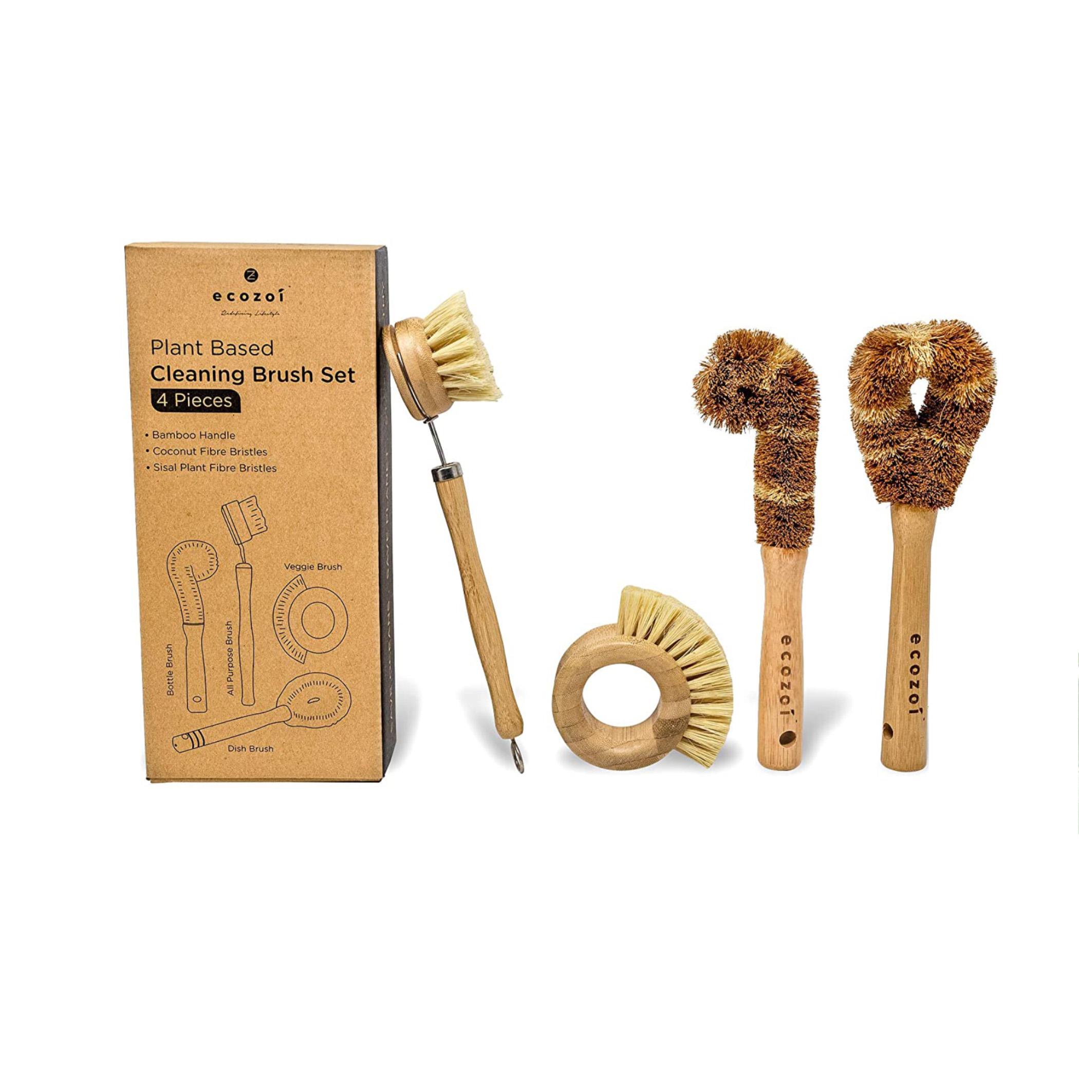 Brush Set - Bamboo