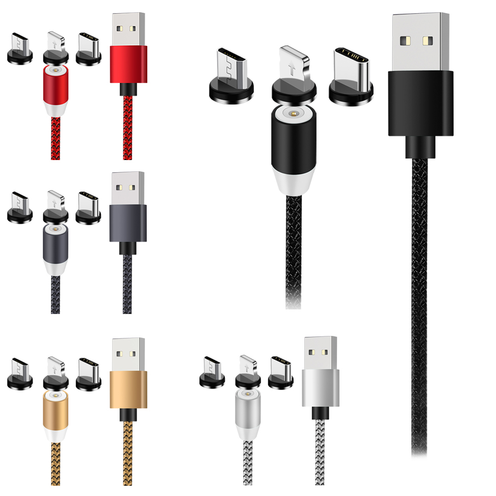 Cord - 3 in 1 Charging Cable