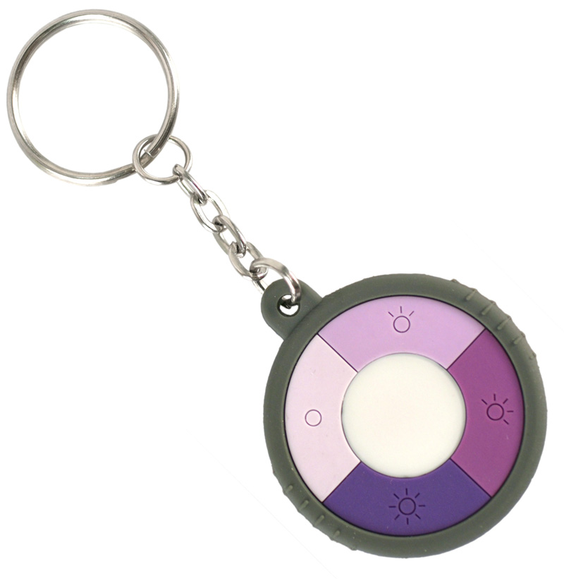 ae22157cc7b53c Keychain - UV Indicator. Hover to Zoom, Click to Enlarge