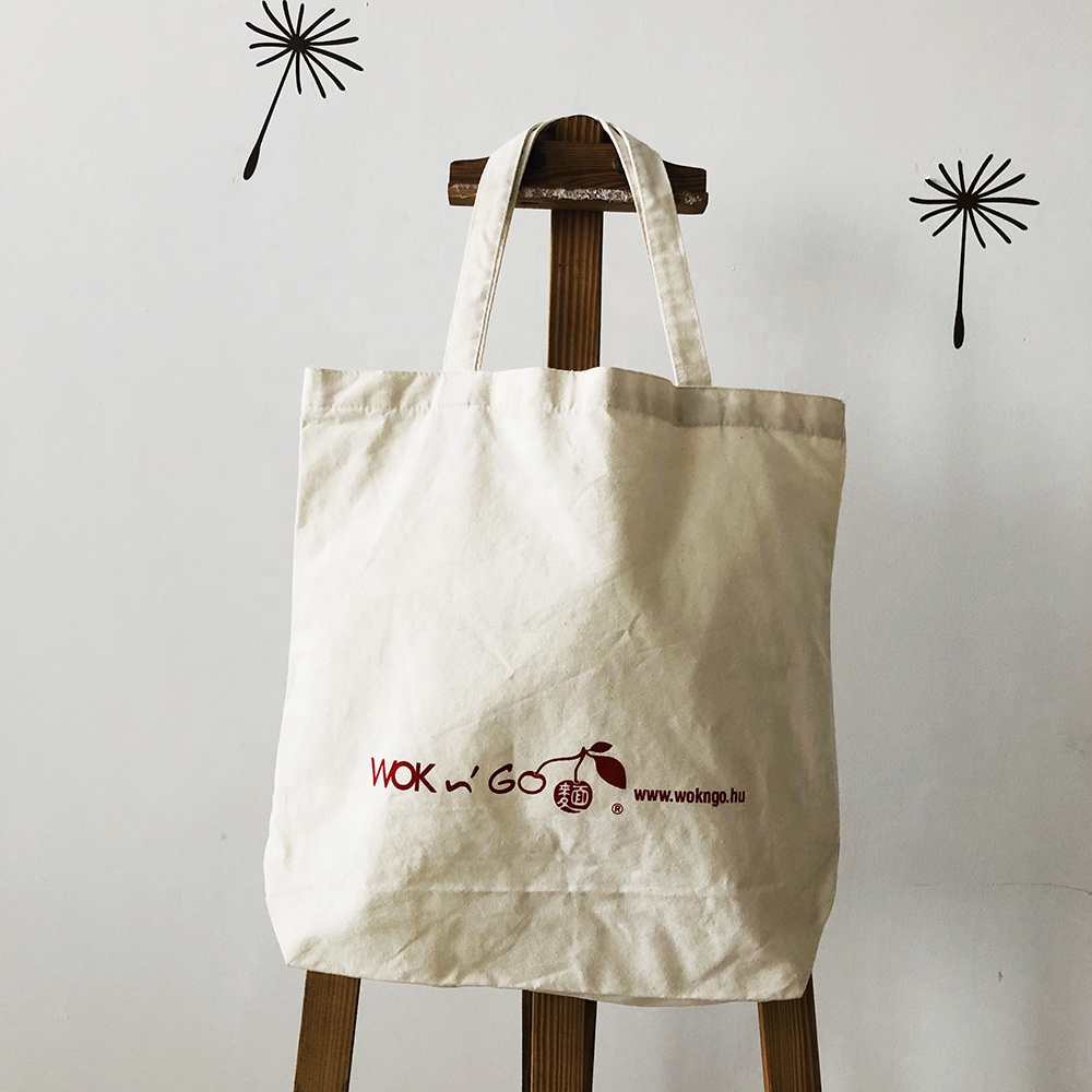 Bamboo - Tote Bag With Short Handles
