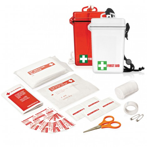 First Aid Kit - 21pc
