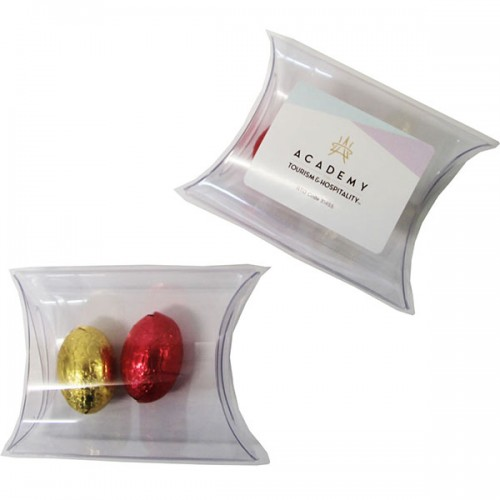 Choc - Eggs in Pillow Pack