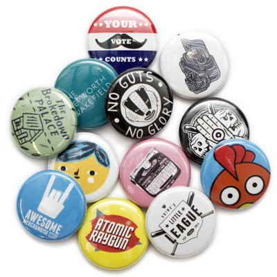 Button Badge - 25mm