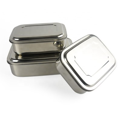 Stainless Steel - Container