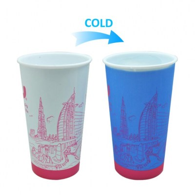Discolouration Cups