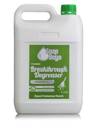 Cleaning Products - Breakthrough Degreaser