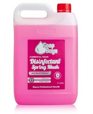 Cleaning Products - Disinfectant (Musk)