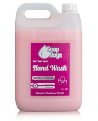 Cleaning Products - Handwash (Silky)