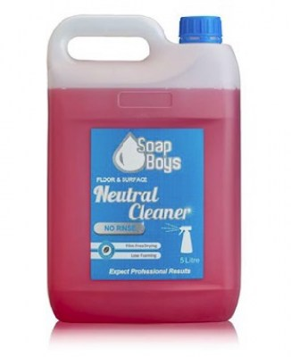 Cleaning Products - Neutral Cleaner