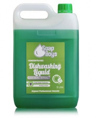 Cleaning Products - Dishwashing Liquid