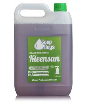 Cleaning Products - Kleensan