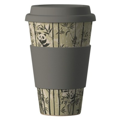 Cup - Bamboo / Silicone