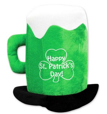 Hat - St Patrick's Day Beer Hat